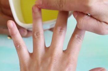 Cuidados de las uñas naturales