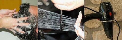 cuidados caseros del cabello teñido