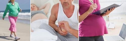 cuidados de la piel durante el embarazo