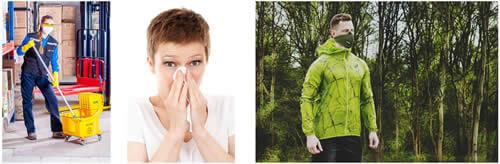 cuidados del aparato respiratorio