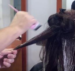 los cuidados del cabello teñido